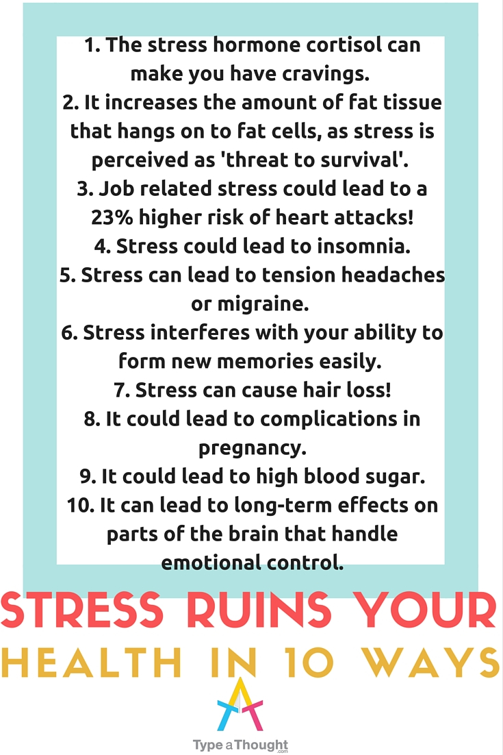 Work-related stress and how to tackle it