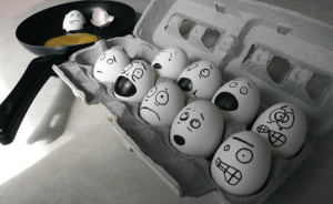 Chronic stress is the reason for most breakdowns and pangs of panic at work. Image Courtesy: Bernard Goldbach on Flickr