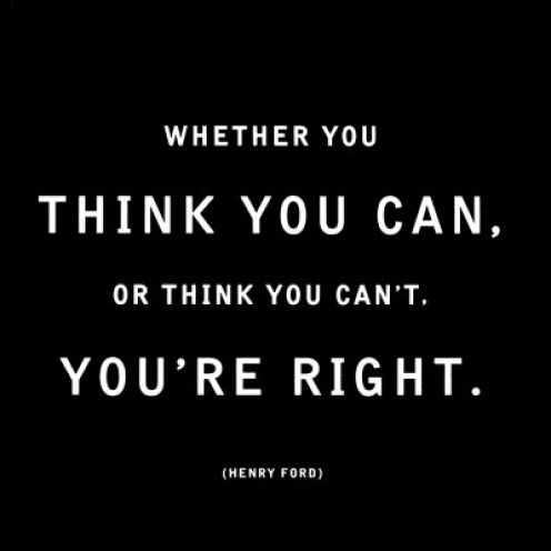 How positivity and realistic thinking differ