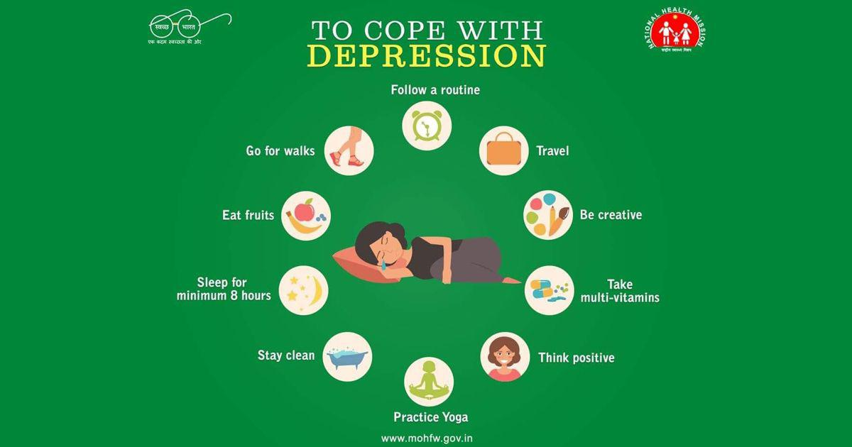 What is the right way to cope with Depression?
